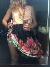 Silk Shirt Dresses for Women with Blouson