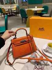 Hermes Flap Two way Sling Bag with Box