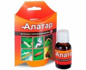 """""""Alatar"""" pest protection 2 (3) 5 packs of 25 ml."""