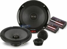 "ALPINE SPR-60C Type-R 6.5"" Component Speaker System (FREE UPGRADE TO NEW RS65C!)"