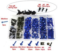 New Complete Fairing Bolts Kit Fastener Screws For BMW All Models & Years US