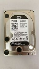 "WD Black 2TB 3.5"" 7200 RPM Hard Drive WD2003FZEX 100% Health/Performance"
