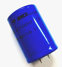 Condensatore Elettrolitico SNAP IN 47000uF 16V 85° Ø35x50mm Vishay