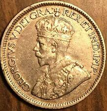 1916 CANADA SILVER 10 CENTS COIN