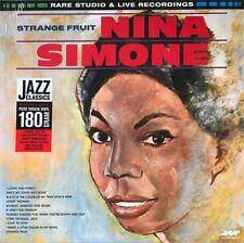 Nina Simone-Strange Fruit-Rare Studio And Live Recordings 180g LP 2017 EX/EX
