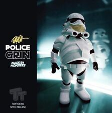 2017 NYCC POLICE GRIN BY RON ENGLISH X MADE BY MONSTERS X TOY TOKYO