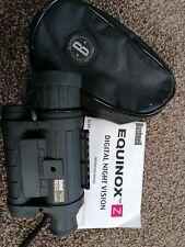 Bushnell BARCA MARINE Equinox Z 4.5 x 40mm digitale visione notturna monoculare 260140