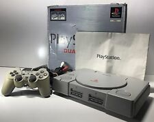 BOXED SONY PLAYSTATION 1 PS1 CONSOLE LOT | DUALSHOCK BUNDLE | COMPLETE