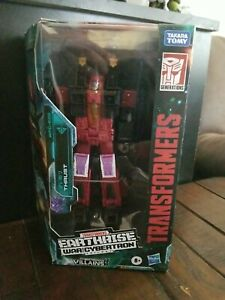 Hasbro Transformers Earthrise War for Cybertron Thrust Mint, Never Opened