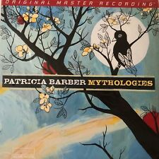 Patricia Barber  -  Mythologies(180g LTD. Vinyl 2LP) MoFi