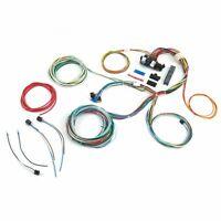 15 fuse 12v wiring harness 40 1940 ford roadster - standard, deluxe   ebay  ebay