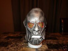 Slipknot Rare Sid Wilson Signed Official Prop Mask #0 Autograph Heavy Metal COA