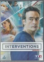 DVD  intervention saison 1 neuf sous blister 6 episodes