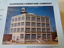 WALTHERS-CORNERSTONE MODEL KIT-HARDWOOD FURNITURE COMPANY -1:87 SCALE- HO