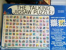 The Talking Jigsaw Puzzle - The High School - 2 Sided