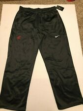 Washington State Cougars Nike Men's Pants Anthracite Nwt Standard Fit Size: 3Xl