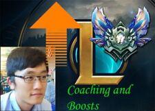 League of Legends NA 1-on-1 Coaching High ELO Coach (Diamond 1) session card