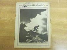 November 1942, WAR ILLUSTRATED 142, Harry Lumsden, William Sims, John Crix.