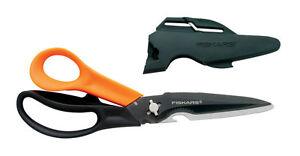 Fiskars  Stainless Steel  Scissors  1 pc.