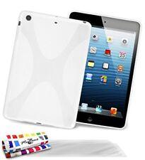 Coque souple Ultra-slim Apple iPad Mini 2 le x Premium Blanc de Muzzano ...