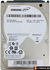 """Seagate Samsung ST1500LM006 1500GB 2,5"""" NEU 32MB 9mm 5400RPM Festplatte intern"""
