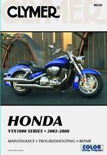 CLYMER REPAIR MANUAL M230 - Honda VTX1800 2002-2008