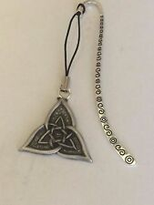 CELTIC TRIANGLE DR55 Made From Fine English Pewter On A PATTERN Bookmark