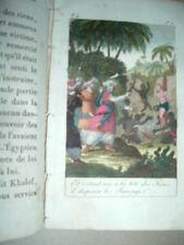 Les Soupers de Famille, Paris 1817 mit 4 Kupferstichen, mit Exlibris