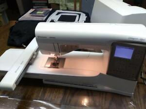 Husqvarna Viking - Designer Topaz 20 Sewing And Embroidery Machine + Extras !!!