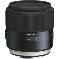 Tamron SP 35mm F/1.8 Di VC USD f/Canon EOS Full Frame DSLR Cameras, USA Warranty