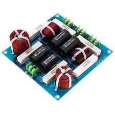 Dynavox 3-Wege Frequenzweiche 3W300 Profi RMS 300 Watt, 8 Ohm, MKP, 3.2 + 1 kHz