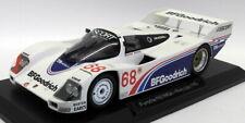Norev 1/18 Scale Diecast - 187401 Porsche 962 IMSA Winner Riverside 1985