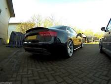 Trunk spoiler for Audi A5 Coupe Trunk Lip duck bill duckbill Tailgate Sport