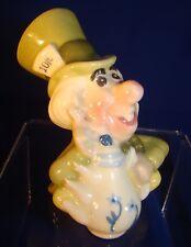 Disney'S Evan K Shaw / American Pottery Alice In Wonderland'S Mad Hatter!