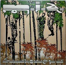 "M.I.A. ""Sunshowers"" (2004, XL, 12"" vinyl single)"