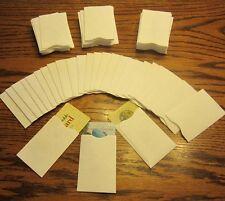 100 TYVEK CREDIT DEBIT CARD PROTECTOR HOLDER SLEEVE ENVELOPES ATM ID GIFT CARD