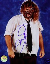 Mick Foley signed autographed photo Ecw Wwe Wwf Wcw coa