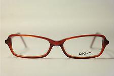 DKNY 6832 655 51 [] 15 140 rosso ovale montatura occhiali eyeglasses nuovo
