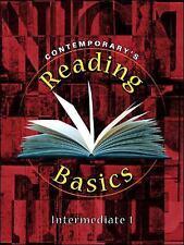 Reading Basics: Contemporary's Reading Basics - Intermediate 1 Workbook by...