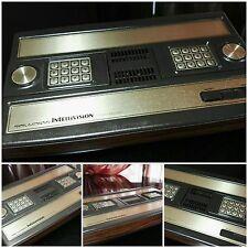 ★★★ CONSOLE JEU MATTEL INTELLIVISION ELECTRONICS 1979 ★★★