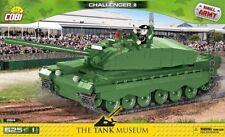 COBI Challenger II / 2614 / 625 bricks WWII  toys Small Army  British tank