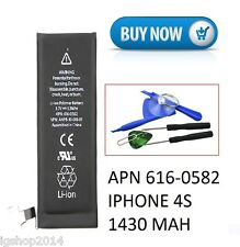 batteria per iphone 4S APN 616-0582 1430 mah confezione bulk senza blister