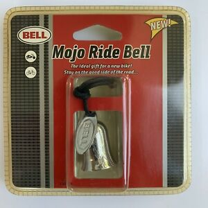 NEW BELL Mojo Ride Bell Lucky Gremlin Bicycle Bike Motorcycle Guardian Gift NOS