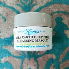 Kiehl's Rare Earth Deep Pore Cleansing Masque Travel Size 0.5oz/14ml