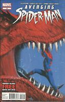 Avenging Spider-Man Comic Issue 14 Modern Age First Print 2012 Bunn Dell'Otto