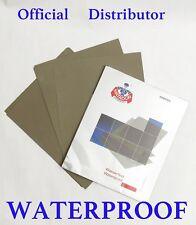 """MATADOR SANDPAPER  Wet / Dry  5 pc.  9""""x11""""  7000 Grit Premium Silicone Carbide"""