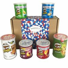 The Ultimate Pringles Selection Hamper Box - Pizza, Texas BBQ, Jalapeño & More