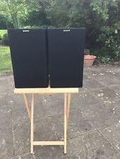 Pair Of Quality Sony APM-121ES Speakers