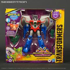 BATTLE CALL STARSCREAM Transformers Cyberverse Adventures Trooper Hasbro 2020