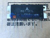 1PCS M67781L Encapsulation:MODULE,135-160MHz/12.5V/40W/FMMOBILERADIO